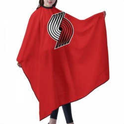 Soft Portland Trail Blazers Haircut apron 55*66 in #180015 chemical resistant, protect your clothes clean.