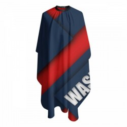 Soft Washington Wizards Haircut apron 55*66 in #181883 chemical resistant, protect your clothes clean.