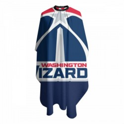 Lightweight NBA Washington Wizards Haircut apron 55*66 in #181953 Customized Patterned