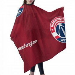 Perfect Washington Wizards Haircut apron 55*66 in #181977 for Hair Styling and Cuts